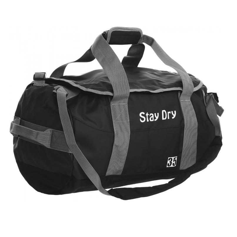 Svenska Högarna Svart Grå – Staydry.nu – Vattenavstötande väskor ... 607275a3d560c