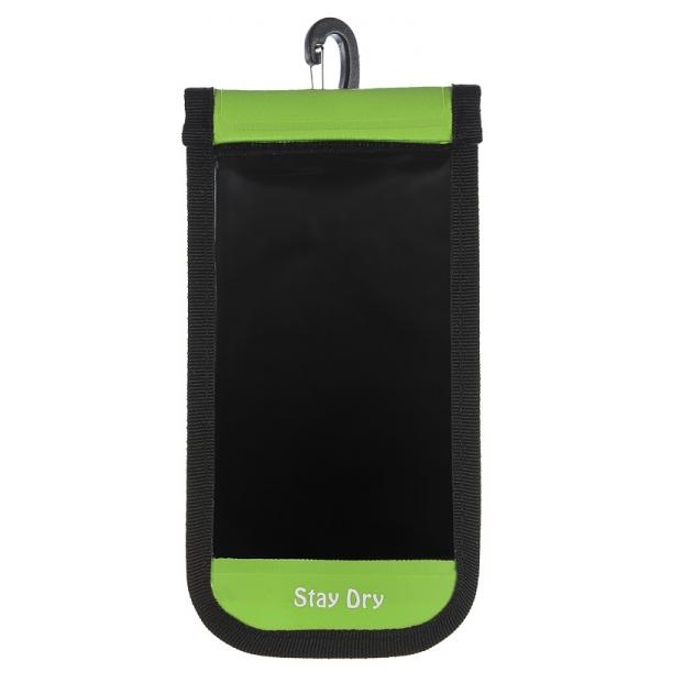 Mobilfodral Grön/Svart