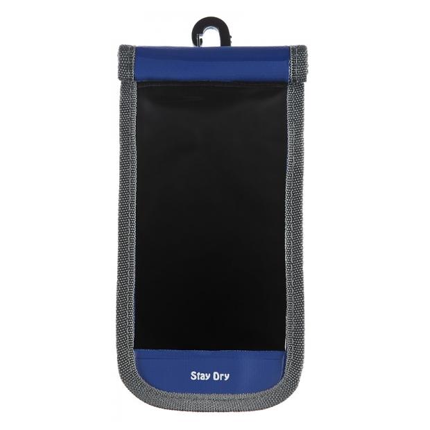 Mobilfodral Marinblå Grå