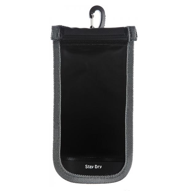 Mobilfodral Svart Grå – Staydry.nu – Vattenavstötande väskor   jackor. 72d7cd7782c47
