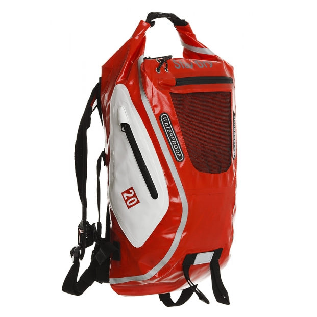 Ryggsäck Röd/Vit 20L