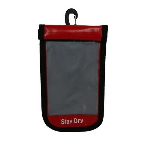 Mobilfodral Röd/Svart